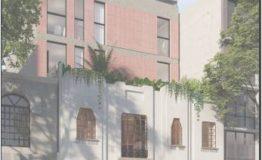 Departamento en Venta- Frontera 137 - Col Roma CDMX- Vsita frontal Edificio
