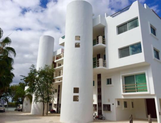 Departamento en venta Xik'Nal Lagos del Sol – Cancún