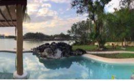 Departamento en venta Xiknal lagos del sol vista