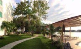 Departamento en venta Xiknal lagos del sol vista asoleadero