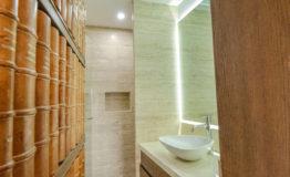 Casa en venta Los Encinos baño 1