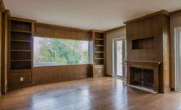 Casa en venta Los Encinos sala